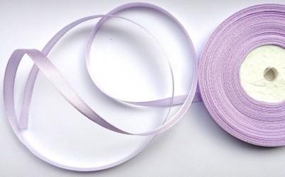 Satininė juostelė  Šviesiai violetinė (1 m)