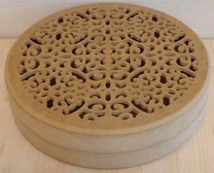 Dėžė iš MDF (22 cm)