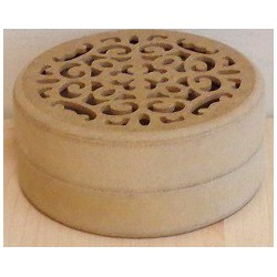 Box from MDF (12,5 cm)