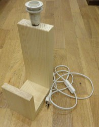 Lamp (stand)