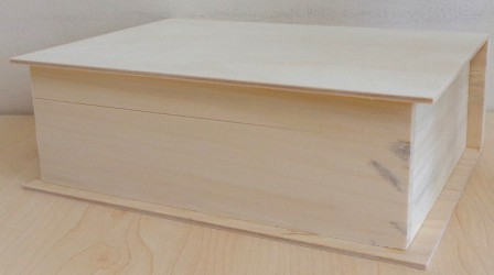 Knyga - dėžė