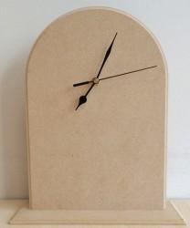 Laikrodis (pastatomas) iš MDF