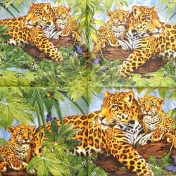 Servetėlė Tigrai
