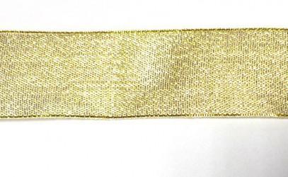 Juostelė Aukso spalvos blizgi (1 m)