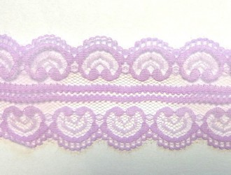 Lace trim Purple (1 m)