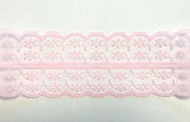 Lace trim Pink (1 m)