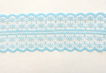 Lace trim Blue (1 m)