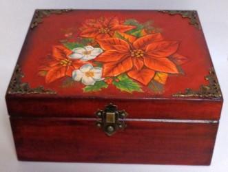 Tea box (4 dividers)