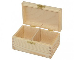 Tea box (2 dividers)