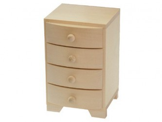 Box (4 drawers)