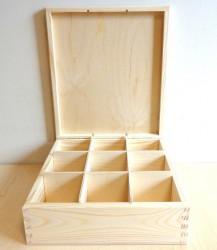 Tea box (9 divider)