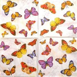 Napkin Butterfly