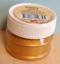Patina Auksinė (25 ml)