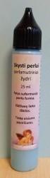 Skysti perlai perlamutriniai Žydri (25 ml)