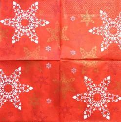 Napkin Snowflake