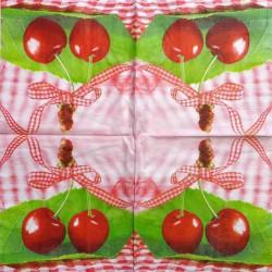 Napkin Cherry