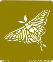 Stencil - butterfly