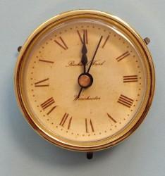 Laikrodžio mechanizmas (aukso spalva)