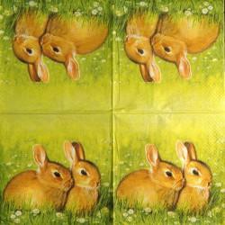Napkin Rabbits