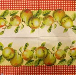 Napkin Apples