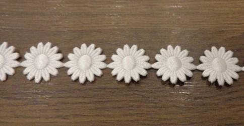 Juostelė Baltos Gėlės (20 cm)