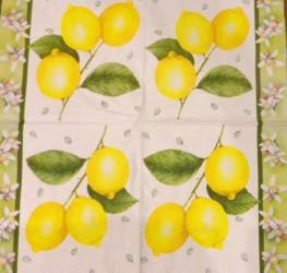 Napkin Lemons