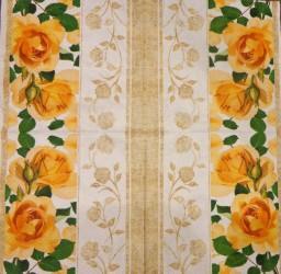 Servetėlė Rožės (Oranžinės)