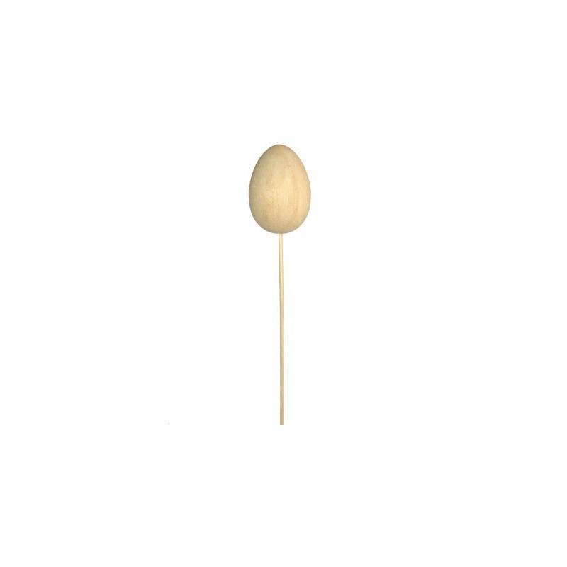Kiaušinis (su pagaliuku)