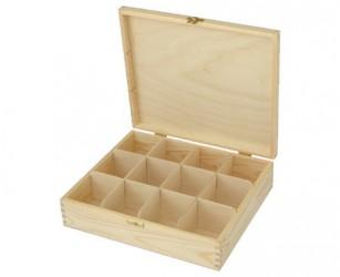 Tea box (12 divider)