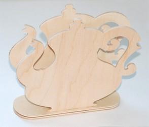 Servetėlių dėkliukas (arbatinukas)