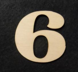 Skaičius 6