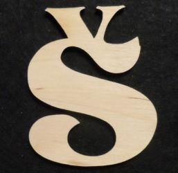 Letter Š