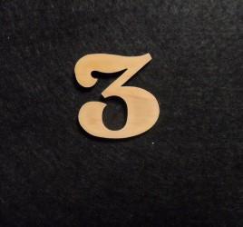 Skaičius 3