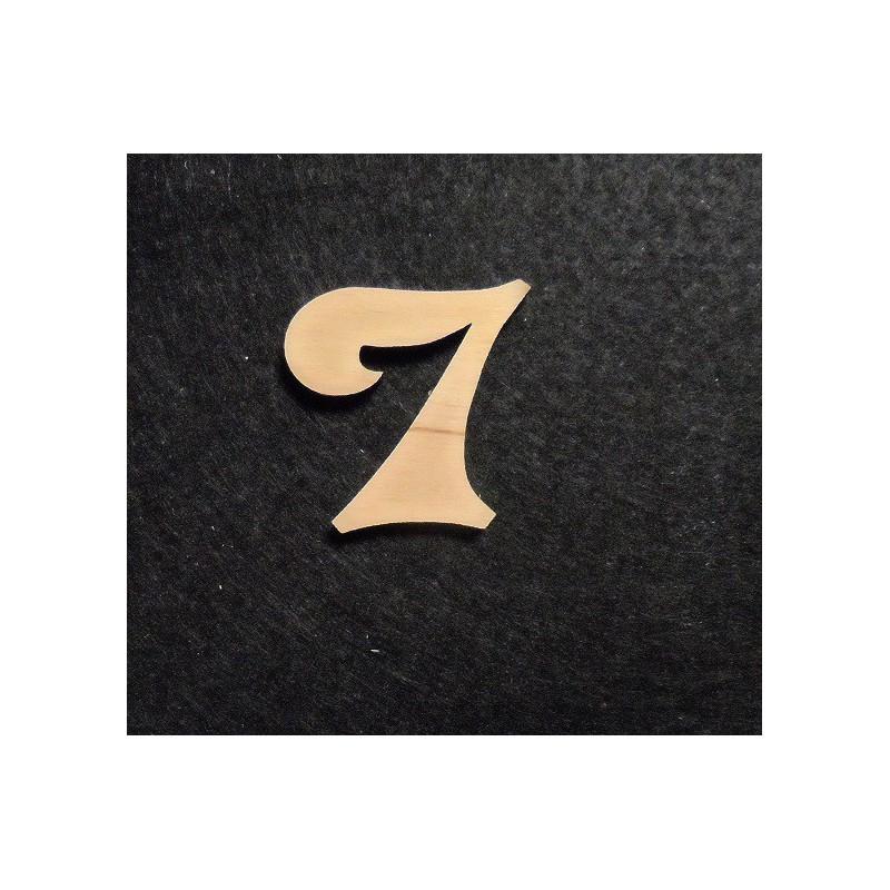 Skaičius 7