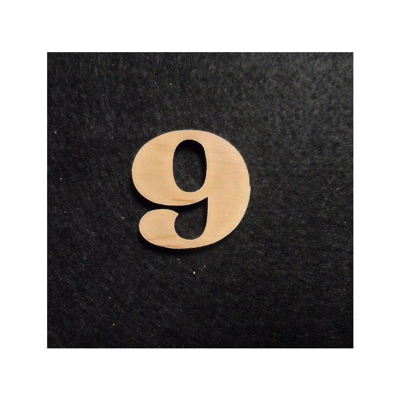 Skaičius 9