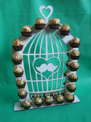 Cage for candies