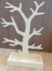 Medis papuošalams (5 mm storio) su indėliu