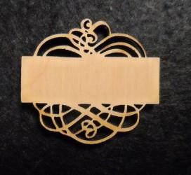Lentelė su ornamentu (maza)
