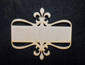 Lentelė su ornamentu (didelė)