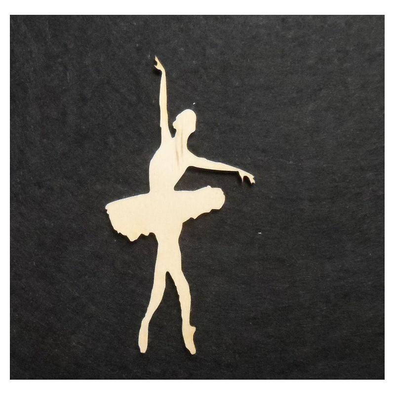 Baleto šokėja