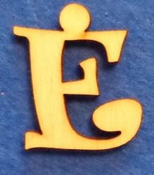 Letter Ė