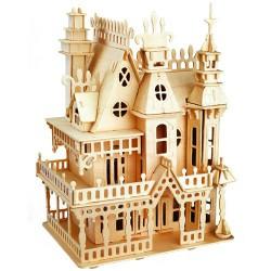 3D dėlionė - pilis