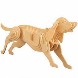 3D puzzle - dog