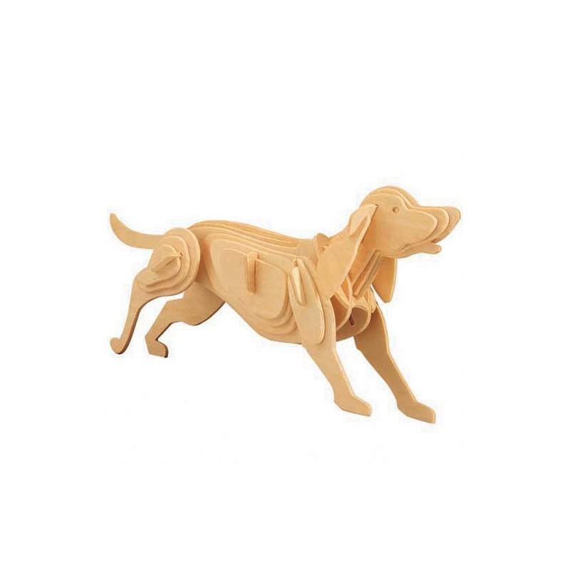 3D dėlionė - šuo