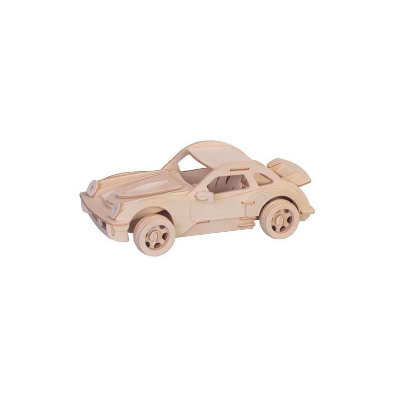 3D puzzle - car