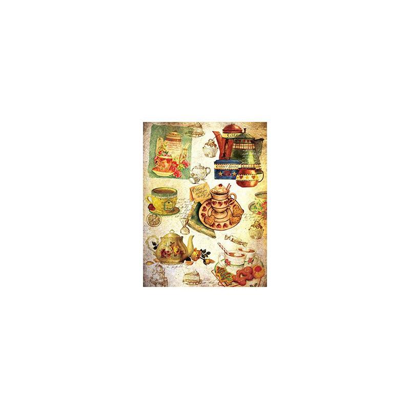 Ryžinis popierius (Arbata)