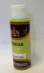 Matiniai akriliniai dažai spalva Kivio (70 ml)