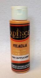 Matiniai akriliniai dažai spalva Kapučino kavos (70 ml)