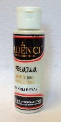 Matiniai akriliniai dažai spalva Nešvari balta (70 ml)