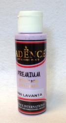 Matiniai akriliniai dažai spalva Levandų (70 ml)